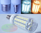 G9/E27/E14 5050 69 SMD LED Pure/Warm White Light Bulb Lamp 220-240V 8W 830-850Lm