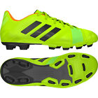 Boys Adidas Nitrocharge 3.0 TRX FG Lime Green Performance Soccer Football Boots
