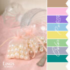 150/300pcs Organza Candy Gift Bags Wedding Party Favors Bag Jewelry Pouch
