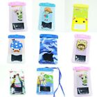 Waterproof Pouch Swimming Underwater Diving Dry Bag Case for iPhone 6 Cute