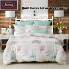 Laila Eiffel Quilt Cover Set or Accessories SINGLE DOUBLE QUEEN KING Super King