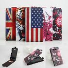 For Fly IQ440 Hot Populer Painted Tiger PU Leather Case Wallet Shell Cover