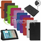 Folio PU Leather Stand Case Fit Cover For LG G Pad F 8.0 8 Inch V495 V496 Tablet