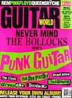 Guitar World Magazine January 1995 Punk The Clash Sex Pistols Ramones NEW!