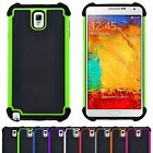 Shock Proof Hybrid Armour Builder Case Cover For Samsung Galaxy Note 3 N9000
