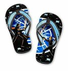 NWT Disney Store Star Wars Darth Wader Flip Flop Sandals 7 8 9 10 11 12 13 1