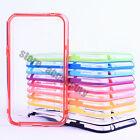 Candy Thin TPU Silicone Frame Bumper Case Cover F Samsung Galaxy Note 2 II N7100