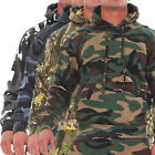 Game Storm Kloth Mens Pullover Camo Camouflage Hoodie Hooded Jumper Pattern