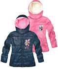 Girls Official Disney Princess Frozen Coat New Kids Winter Jacket Age 4-8 Years