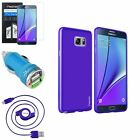 Pudding Soft TPU Gel Case Cover+3in1 Combo Accessory For Samsung Galaxy Note 5