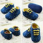 Baby Shoes Soft Sole Baby Boys Girls Sneakers Baby Crib Shoes 0-18 Months F88