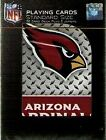 Official NFL Diamond Plate Playing Cards Choose Your Team $9.86 CAD on eBay