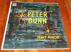 "Henry Mancini music from Peter Gunn very good 12"" lp vinyl"