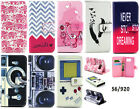 New Fashion Present PU Leather Flip Case Cover & Card Slot for Samsung Galaxy S6