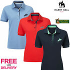 Harry Hall Appleton Ladies Polo Shirt **FREE UK DELIVERY**