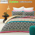 3 Pce Swinton Quilt Cover Set by Phase 2 - DOUBLE QUEEN KING