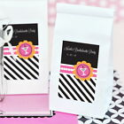 24 Personalized Bachelorette Party Sugar Cookie Mix Pouches Wedding Favors
