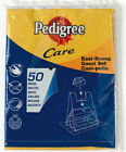 PEDIGREE  50 REFILL EASI-SCOOP DOG POO, POOP, WASTE BAGS,