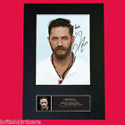 TOM HARDY Quality Signed Autograph Mounted Photo PRINT A4 No