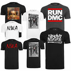 Mister Tee Compton Logo NWA T-Shirt Hip Hop Run DMC Naughty by Nature NAS Illmat