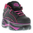 BUffalo 1339-14 Mens Womens Shoes Leather Platform Trainers Boots
