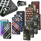 Hybrid Hard Case Shockproof Protective Heavy Duty Cover for Various Phones