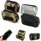 Military Army Molle Small Waist Belt Pouch Bag For Outdoor Camping Hiking Travel