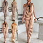 New Sexy Women Backless Prom Gown Bodycon Party Evening Formal Long Dress c6