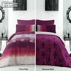 Reversible Quilt Cover Set Celia by Apartmento SINGLE DOUBLE QUEEN KING