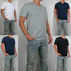 NWT Tommy Hilfiger Men V Neck Logo Tee T Shirt Classic Fit All Sizes New