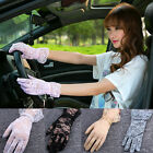 UK CH New Style Ladies Driving Gloves Lace Strap Wedding Beautiful 5Colors Cheap