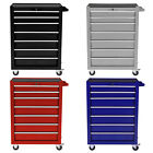 Bentley DIY Tool Box 7 Drawer Rolling Cabinet (4 Colours Available) Storage