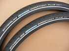 Pair Schwalbe Marathon Plus Tyres Tires Bike Bicycle MTB Road Hybrid Smart Guard