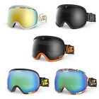 VonZipper Snowboard Ski Goggles - Fishbowl - Large, Spherical Lens, 2014