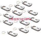Keychain Keyring Can Bottle Opener Led Flash Torch Light 1/2/3/5/10/12pcs