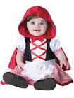 Little Red Riding Hood Baby Child Infant Costume NEW