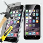 Premium Real Tempered Glass Film Screen Protector for iPhone 4s 5s 5c 6 6S Plus