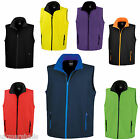 Result Core Mens Soft Shell Outdoor Bodywarmer Gilet - S to 4XL - RS232M