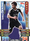 Match Attax 15/16 Leicester Liverpool Man City Cards Pick From List