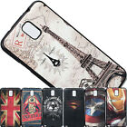 Vintage Map Tower Shockproof Case cover skin for Samsung Galaxy Note 3 Neo N7505