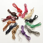 85 cm Long Cotton Waxed Round Cord Dress Laces Leisure Casual Shoe Brogues WA CA