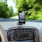 BRACKETRON IPM-228-BL Universal MobileDock Dash Mount for Any Mobile Phones, NEW