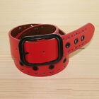 Men And Women Fashion Belt Buckle Selling Wild Hollow Buckle Belt US06