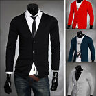 2016 Hot Men's Winter Sweaters V neck Cardigan Knitwear jumpers Slim Casual Coat