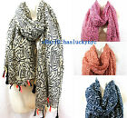 (D&Y)Brand New Urban Self-Create Style Women Adjusted Long Scarf/Fashion Wrap