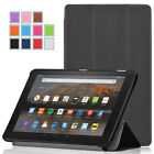 Exact SLENDER Slim Smart-Shell Trifold Stand Case for Amazon Kindle Fire 7 2015