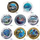 3D Window Finding Nemo WALL DECALS Kids Bathroom Home Stickers Room Decor Art #T