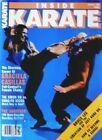 RARE 9/84 INSIDE KARATE SHIGERU OYAMA GRACIELA CASILLAS  KUNG FU MARTIAL ARTS
