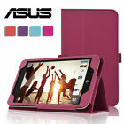 Slim Folio PU Leather Smart Case Cover Stand For ASUS MeMO Pad 7 LTE (ME375CL)