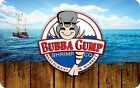 Bubba Gump Shrimp Co. Gift Card $50/ $75/ $100 US Mail Delivery